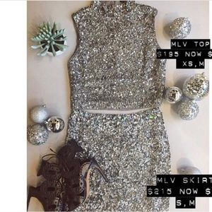 MLV sequin set